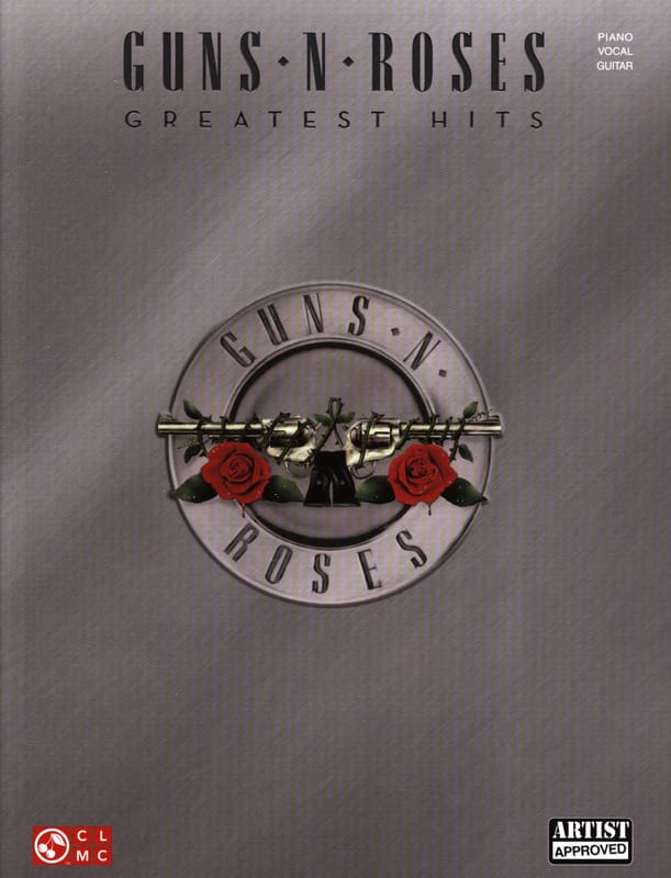 Guns N' Roses - Guns N 'Roses - Greatest Hits - Partition - di-arezzo.co.uk