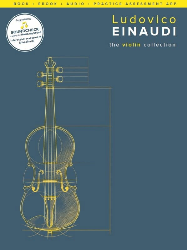 The Violin Collection - Ludovico Einaudi - laflutedepan.com