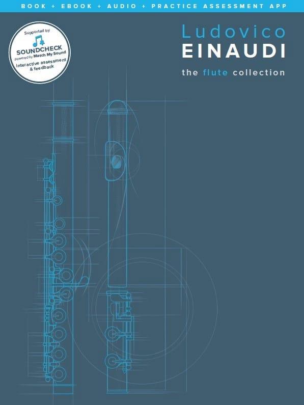 The Flute Collection - Ludovico Einaudi - Partition - laflutedepan.com