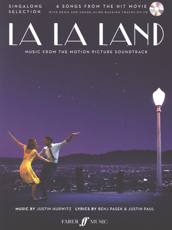 LA LA LAND - La La Land - Film Music - Singing - Partition - di-arezzo.co.uk