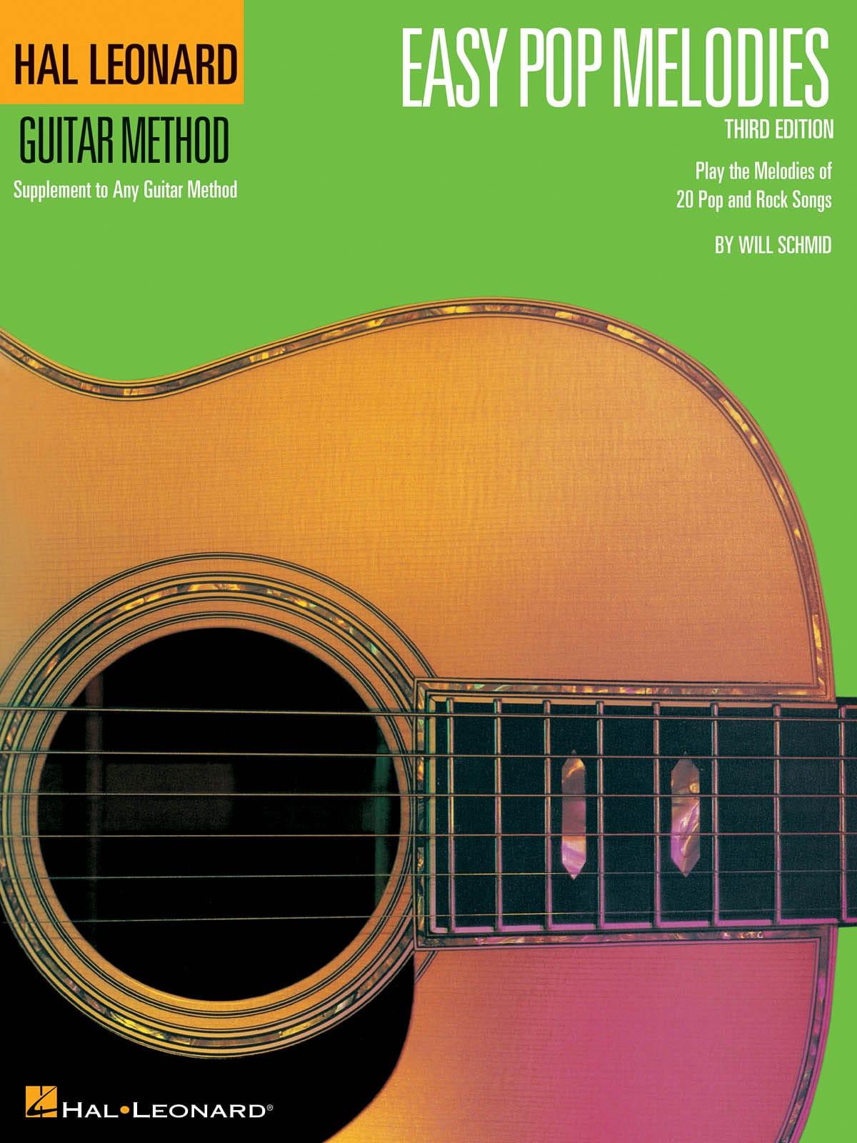 Easy Pop Melodies - Third Edition - Partition - laflutedepan.com