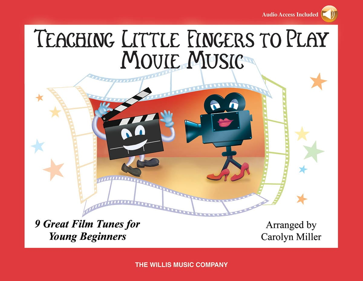 Teaching Little Fingers to Play Movie Music - laflutedepan.com