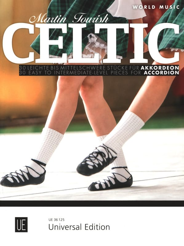 Celtic Accordion - Traditionnel - Partition - laflutedepan.com