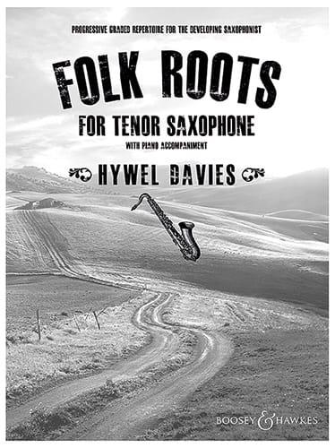Folk Roots for Tenor Saxophone - Traditionnel - laflutedepan.com