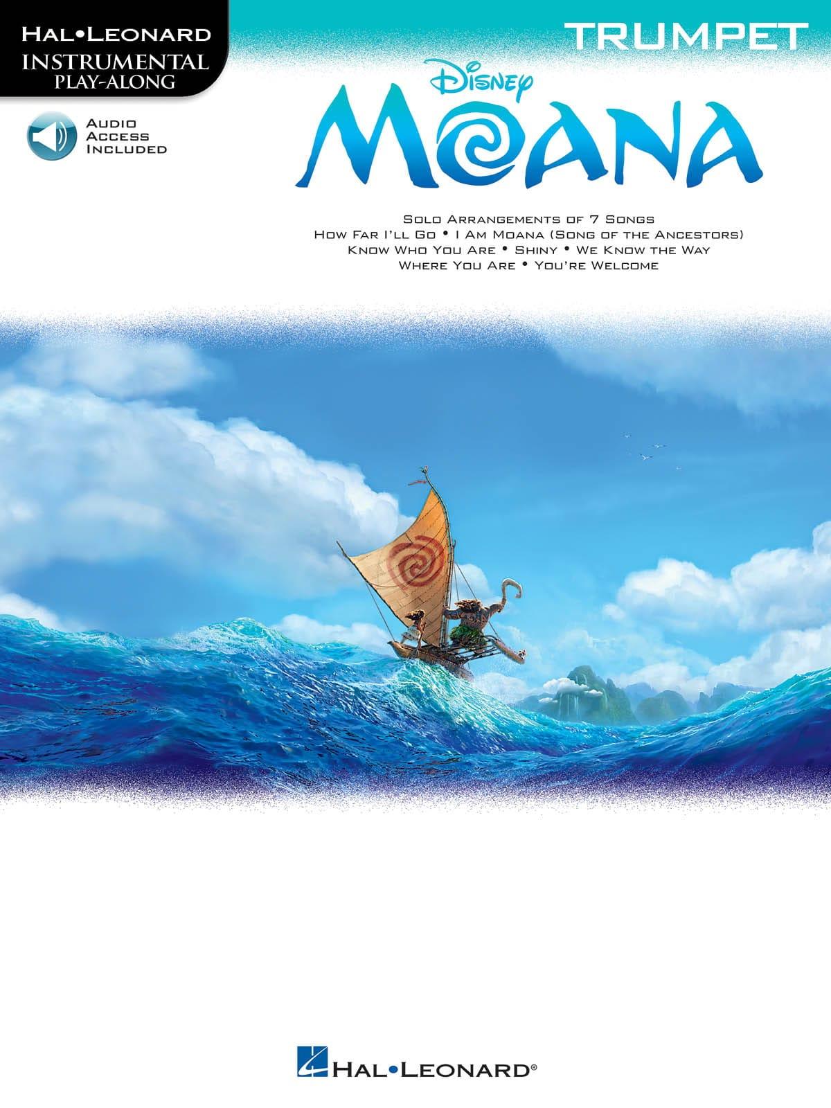 DISNEY - Vaiana - Movie Music - Partition - di-arezzo.com