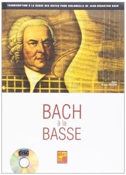 Bach à la Basse - Bruno Tauzin - Partition - laflutedepan.com