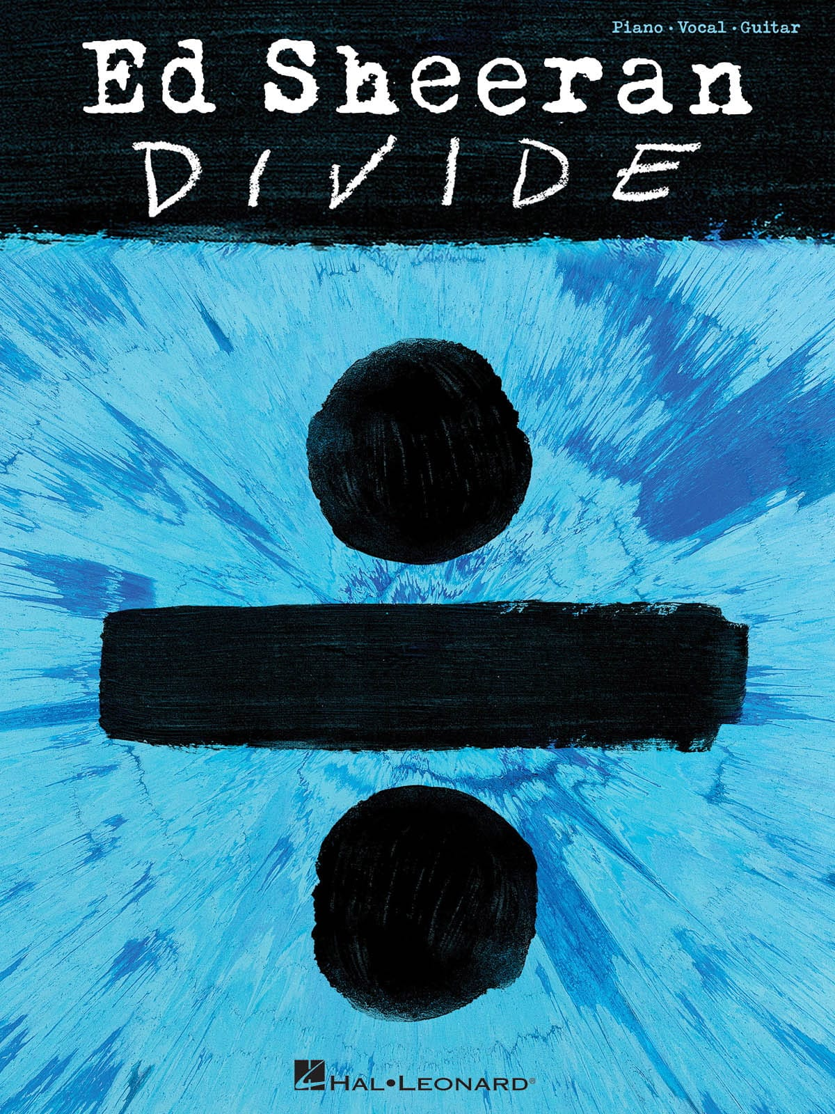 Ed Sheeran - Divide - Partition - di-arezzo.com