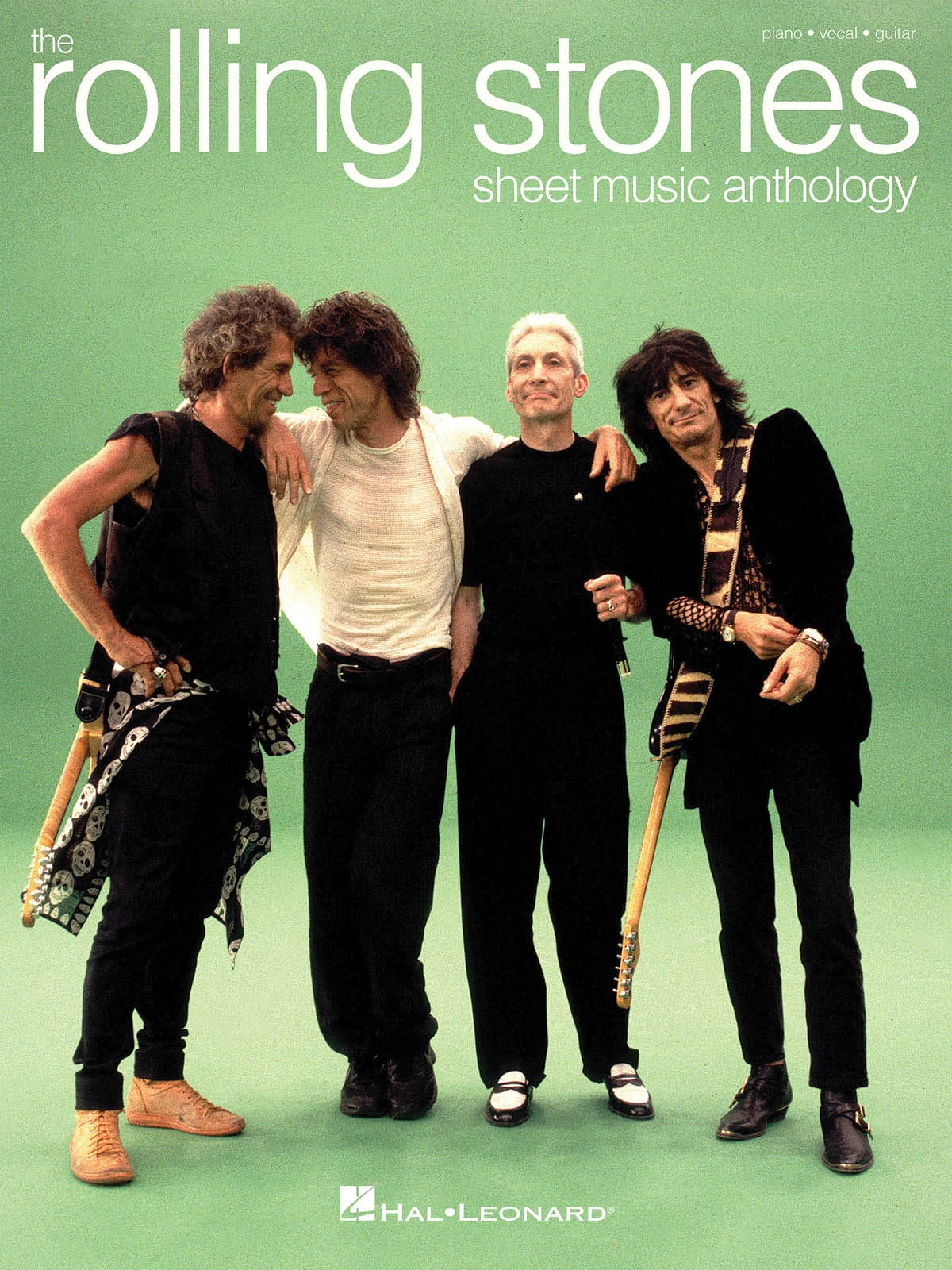 ROLLING STONES - The Rolling Stones - Sheet Music Anthology - Partition - di-arezzo.co.uk