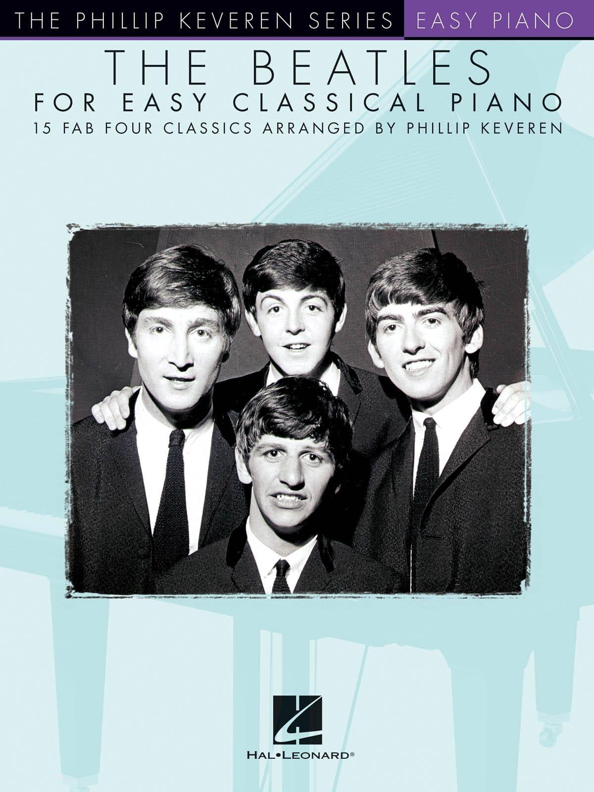 The Beatles for Easy Classical Piano - BEATLES - laflutedepan.com