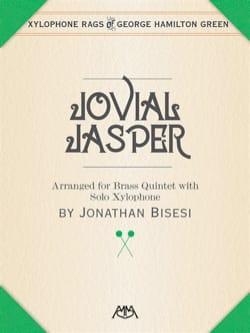 George Hamilton Green - Jovial Jasper - A Slow Drag - Partition - di-arezzo.co.uk