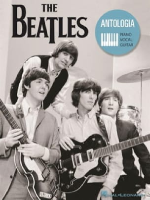 BEATLES - Anthology - Partition - di-arezzo.co.uk
