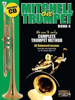 Harold Mitchell - Complete Trumpet Method - Volume 4 - Partition - di-arezzo.co.uk