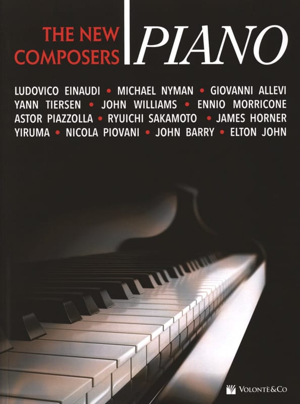 - Piano - The New Composers - Partition - di-arezzo.com