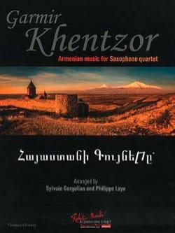 Traditionnel - Garmir Khentzor - Traditional Armenian - Partition - di-arezzo.co.uk