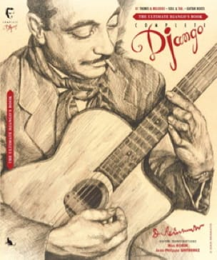 The Ultimate Django's Book - Django Reinhardt - laflutedepan.com