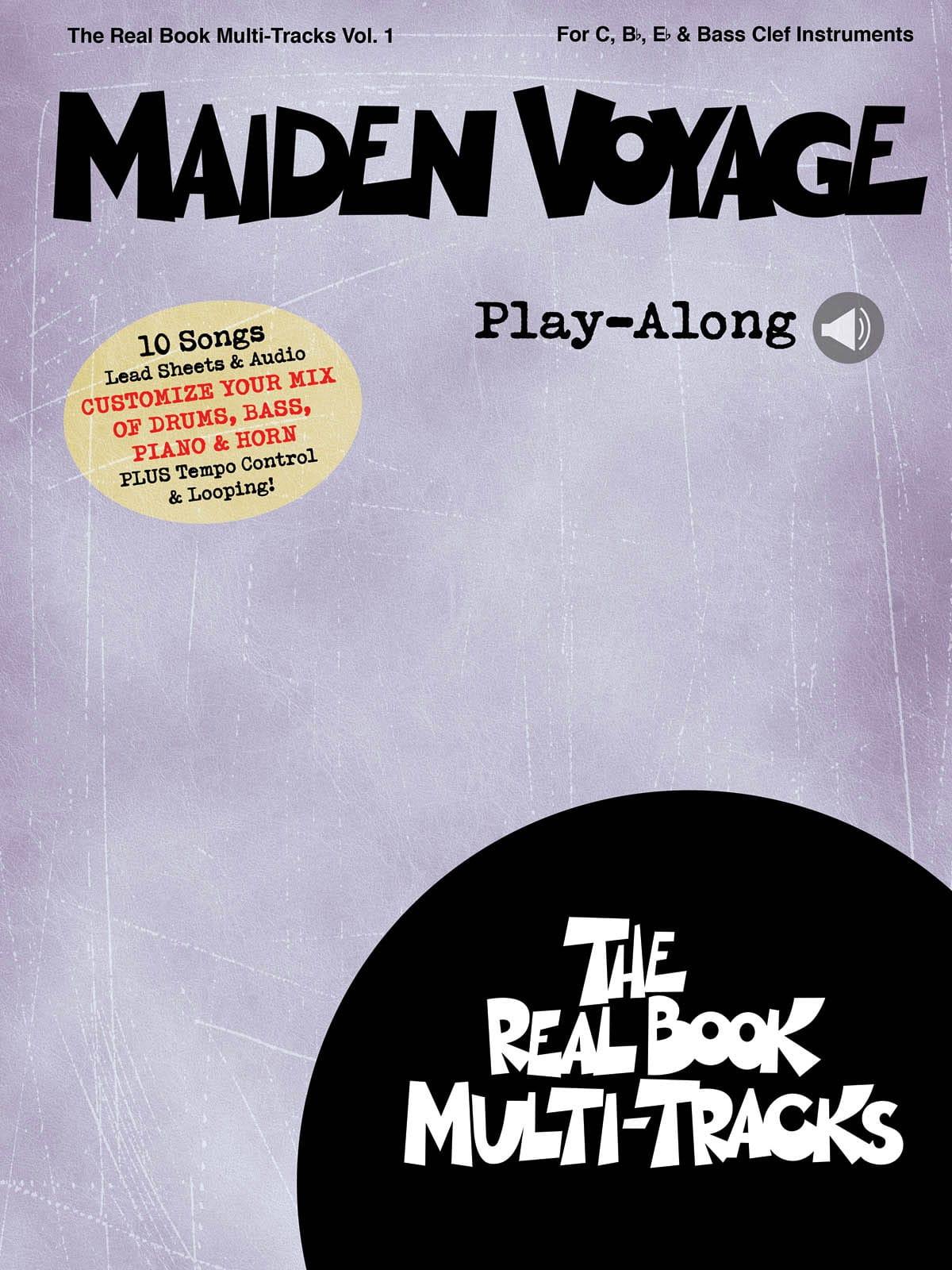 Real Book Multi-Tracks Volume 1 - Maiden Voyage Play-Along - laflutedepan.com