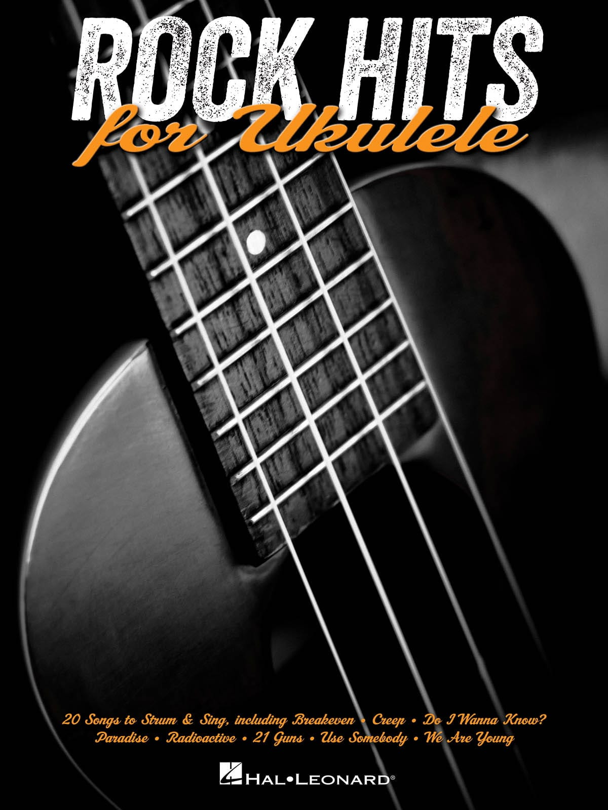 Rock Hits for Ukulele - Partition - Pop / Rock - laflutedepan.com