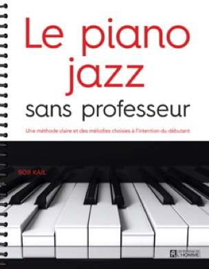 Le Piano Jazz sans Professeur - Partition - laflutedepan.com