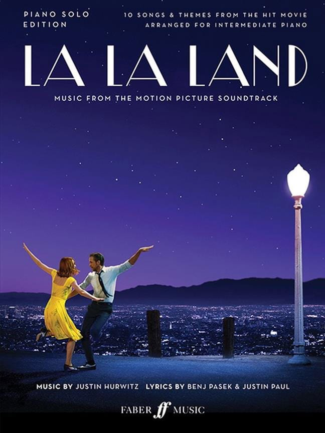 LA LA LAND - La La Land - Music of the Film - Piano - Partition - di-arezzo.com
