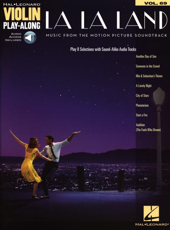 La La Land - Musique du Film - Violon - LA LA LAND - laflutedepan.com