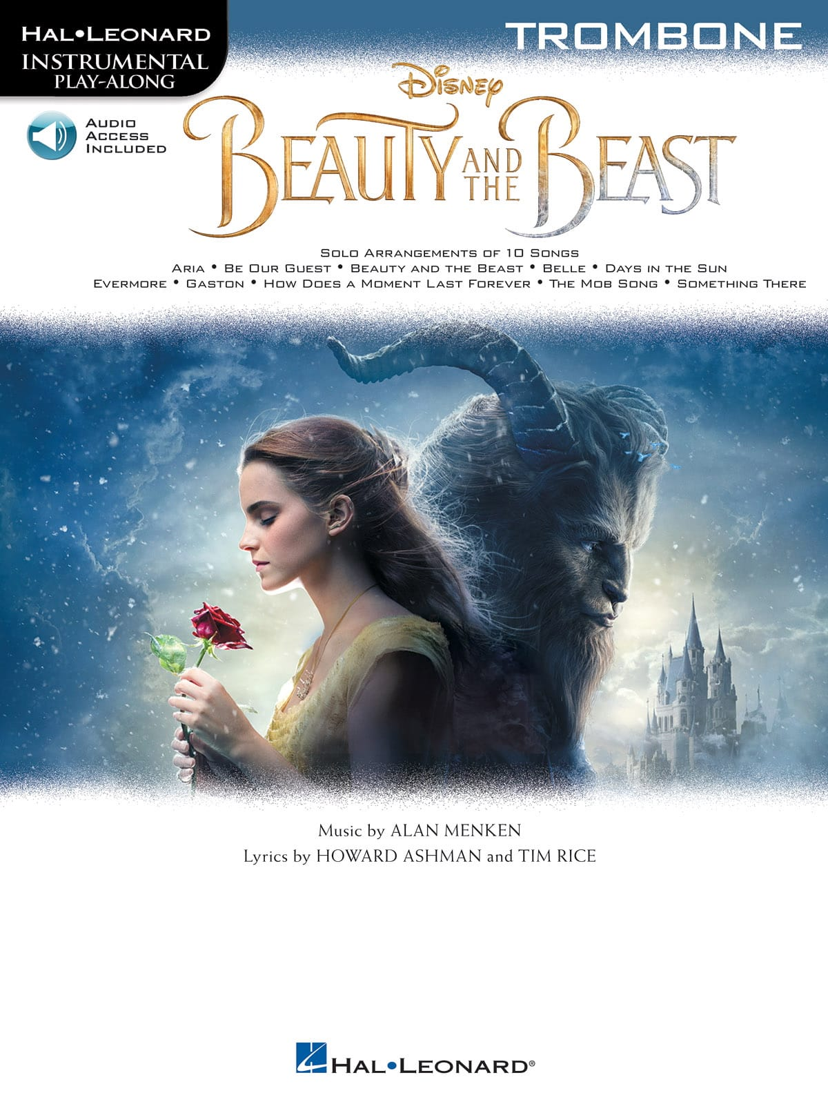 La Belle et la Bête - Musique du Film - DISNEY - laflutedepan.com