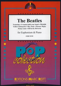 Beatles - 8 Greatest Hits - Partition - di-arezzo.co.uk