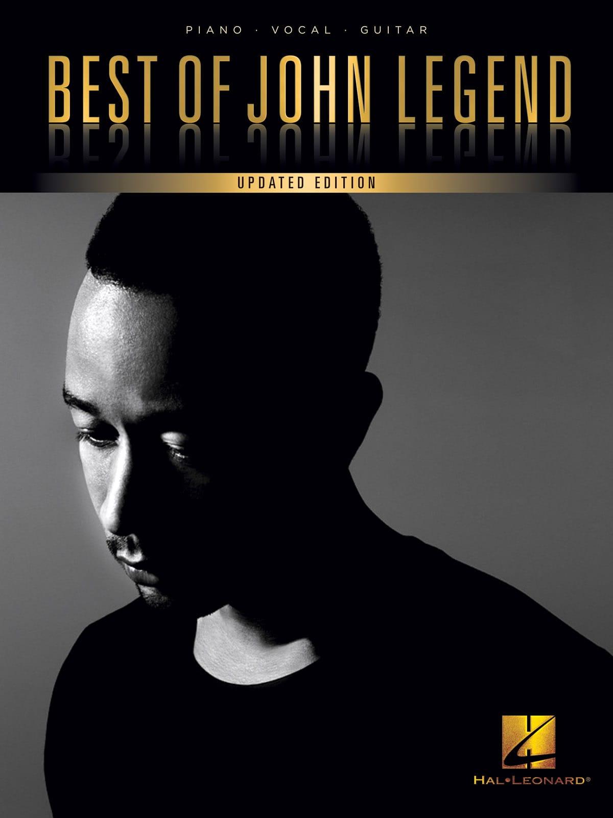 Best of John Legend - John Legend - Partition - laflutedepan.com