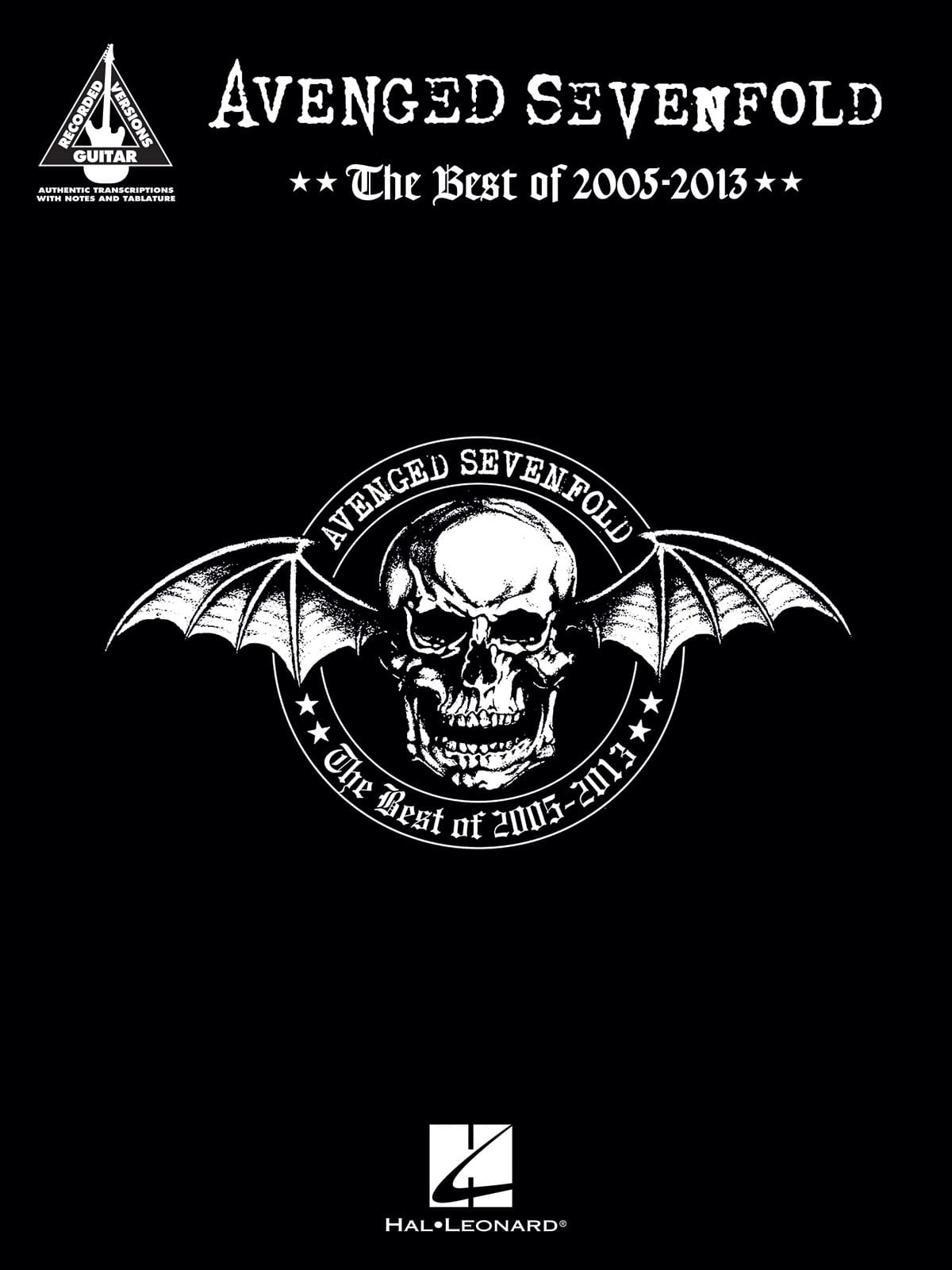 Avenged Sevenfold - The Best Of 2005-2013 - laflutedepan.com
