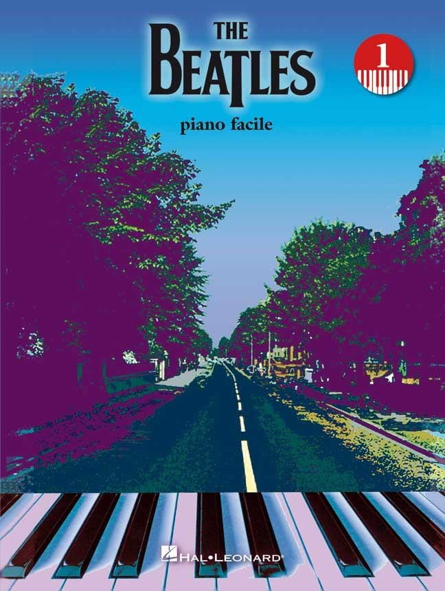 Beatles - The Beatles - Easy Piano Volume 1 - Partition - di-arezzo.co.uk