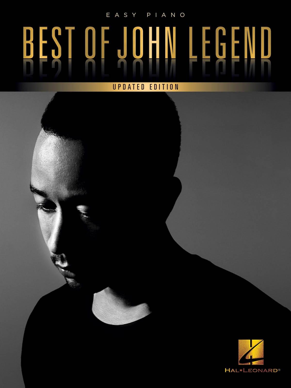 Best of John Legend - Updated Edition Easy Piano - laflutedepan.com