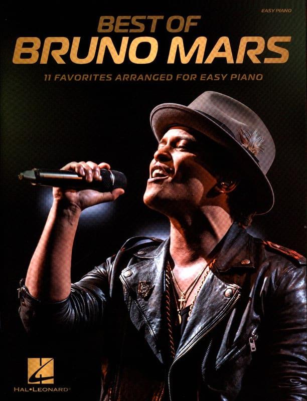 Best of Bruno Mars - Easy piano - Bruno Mars - laflutedepan.com