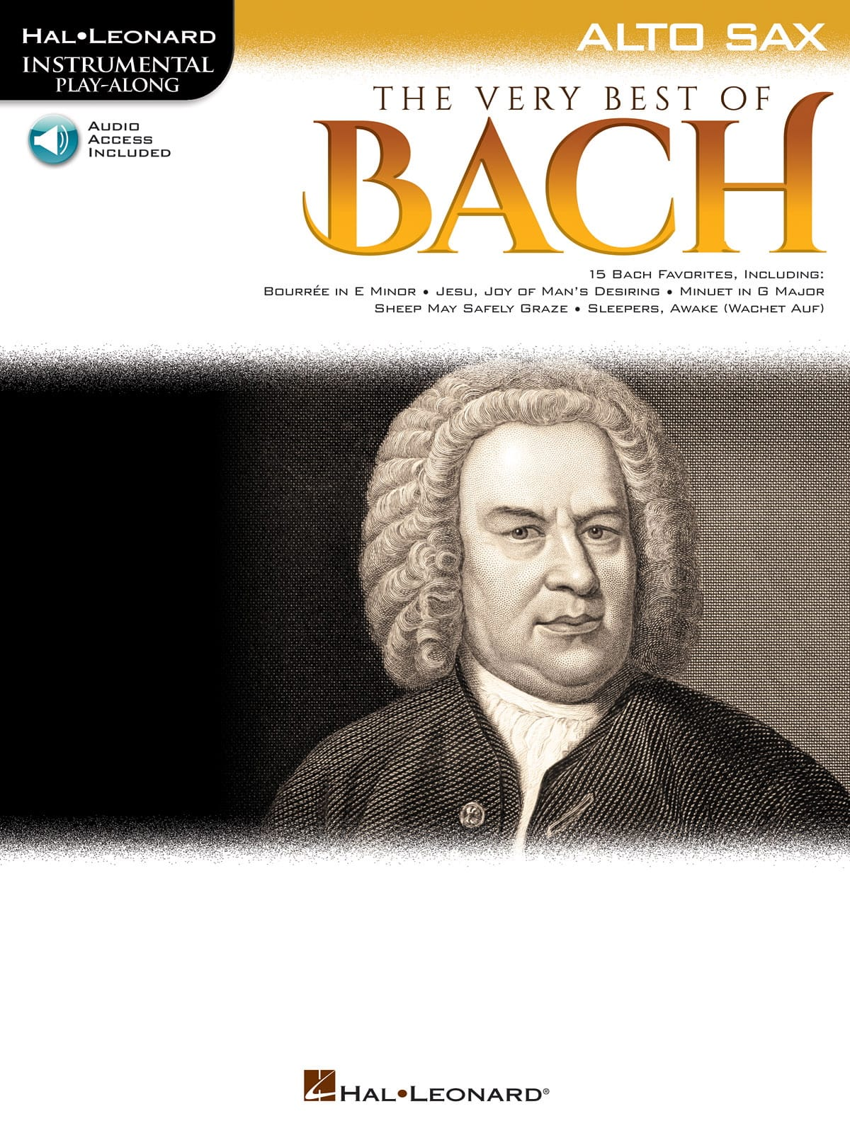 BACH - The Very Best of Bach - Partition - di-arezzo.com