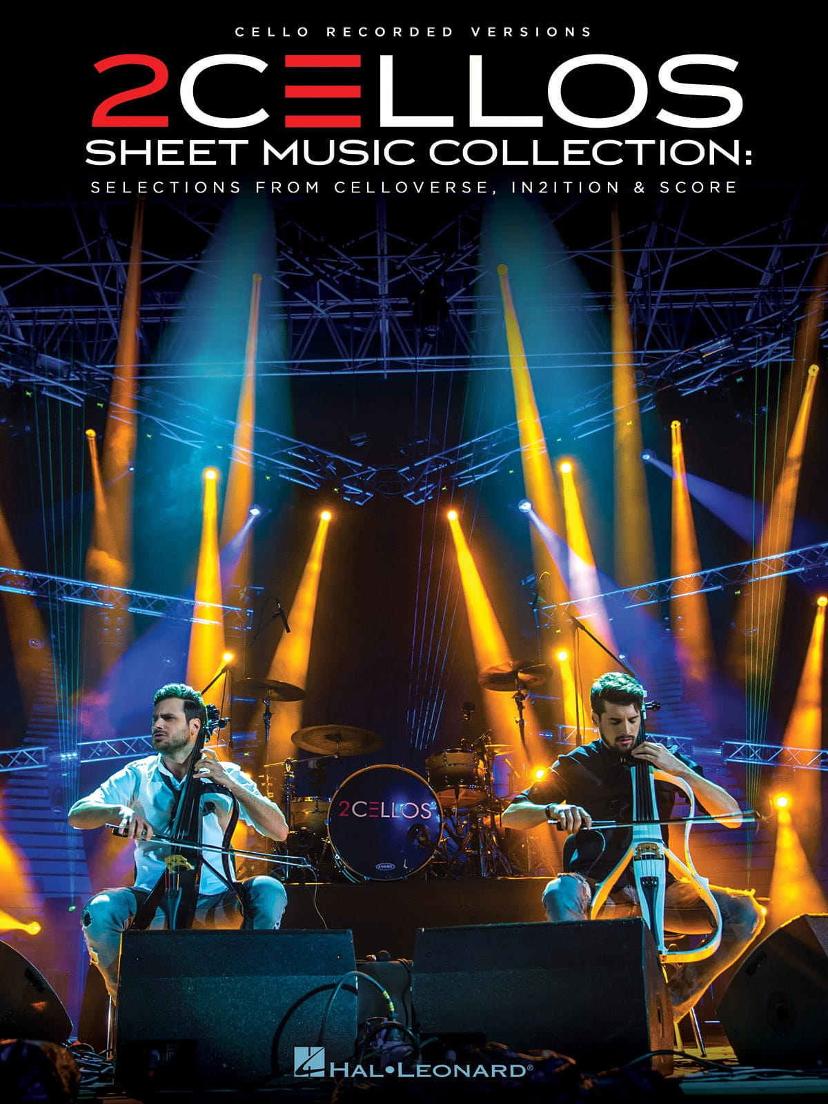 2Cellos - 2 Cellos Sheet Music Collection - Partition - di-arezzo.com