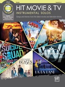 Hit Movie & TV Instrumental Solos - Violon - laflutedepan.com