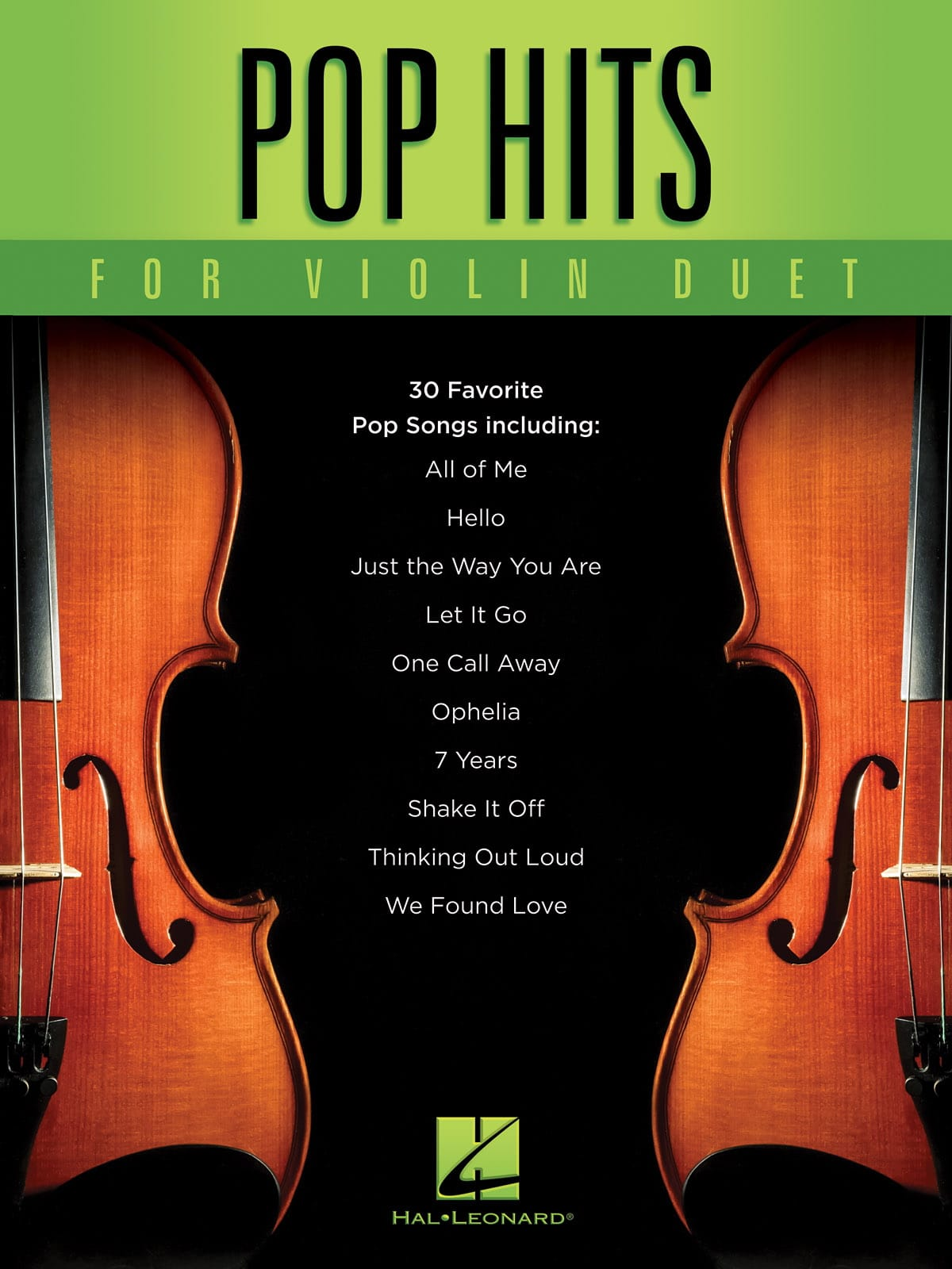 Pop Hits for Violin Duet - Partition - Violon - laflutedepan.com