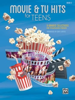 Movie & TV Hits for Teens, Book 2 - Partition - laflutedepan.com