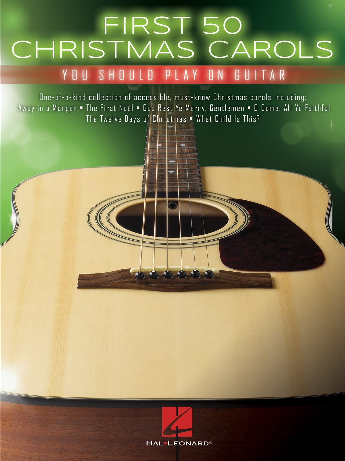 First 50 Christmas Carols You Should Play on Guitar - laflutedepan.com