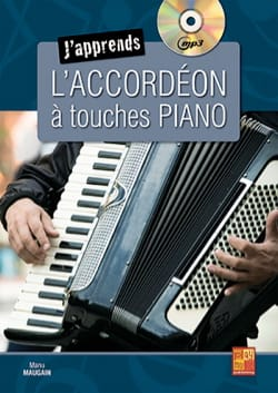 Manu Maugain - I'm learning piano accordion - Partition - di-arezzo.co.uk