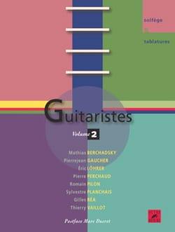 - Guitarists - Volume 2 - Partition - di-arezzo.co.uk