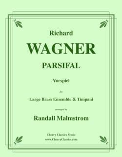 Parsifal - Richard Wagner - Partition - laflutedepan.com