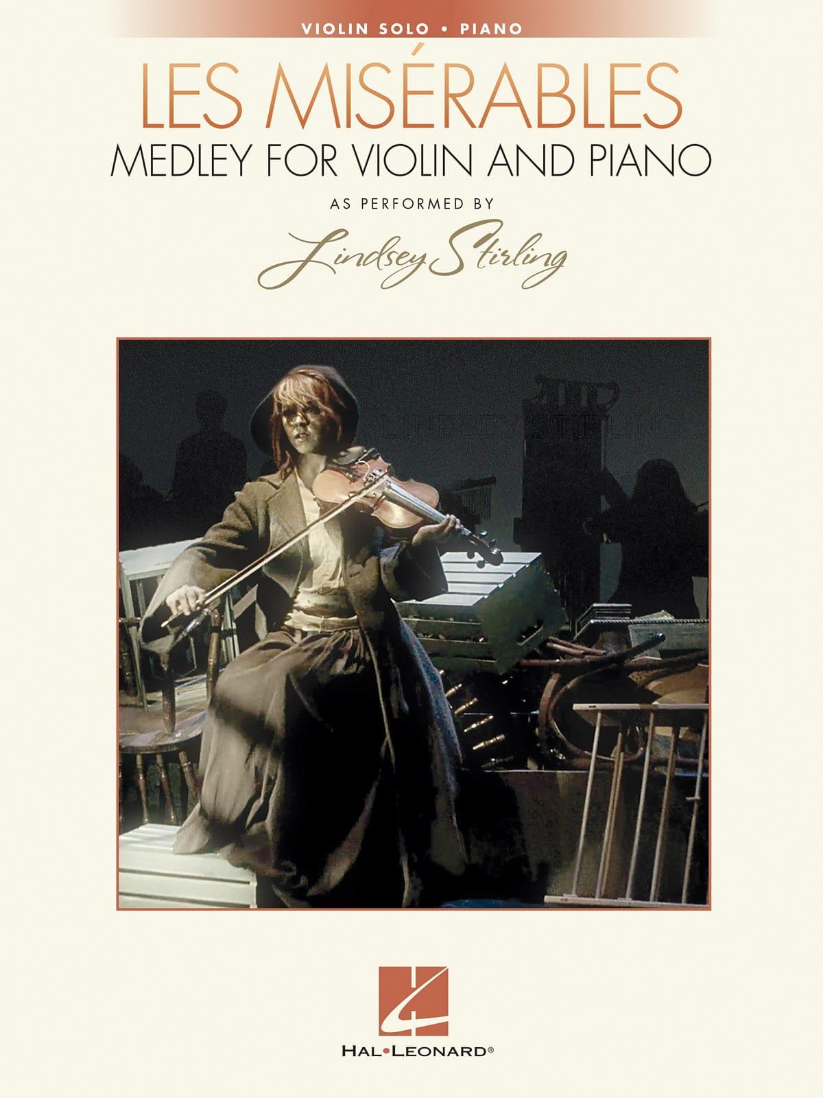 Lindsey Stirling - Les Misérables Medley - Partition - di-arezzo.fr