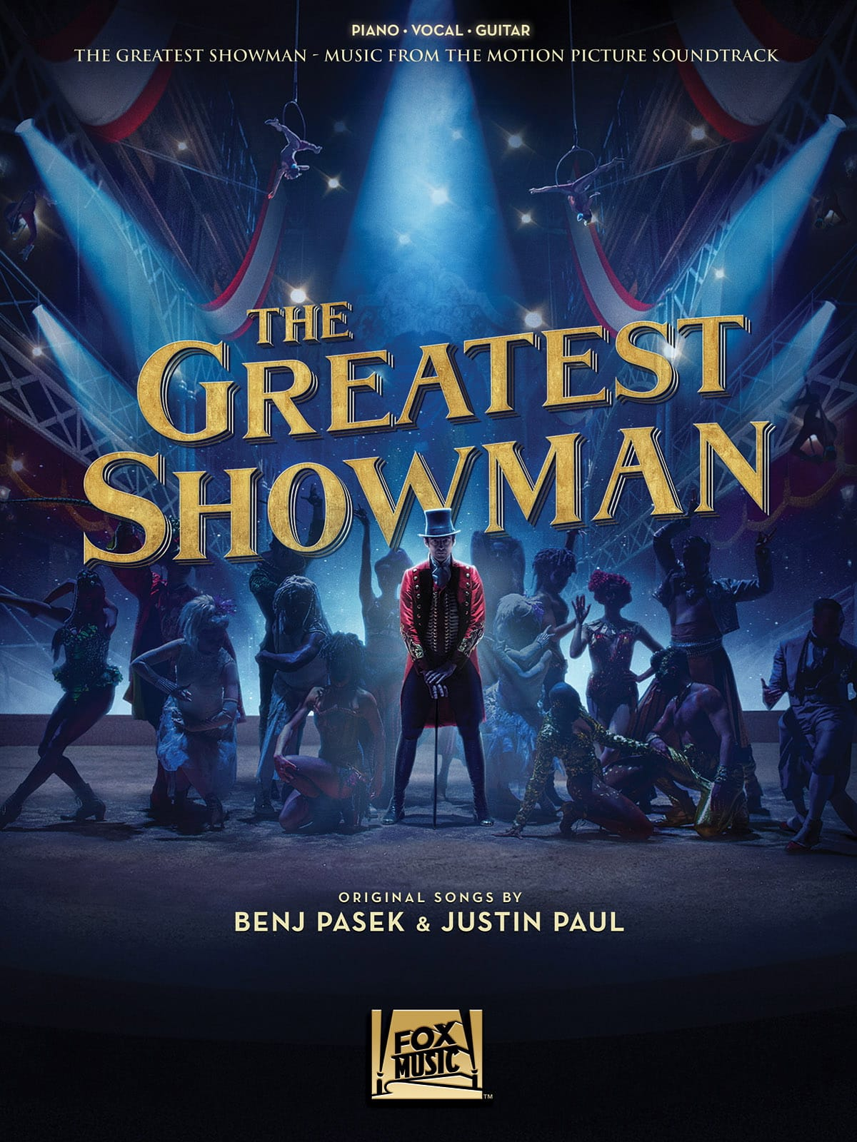 - The Greatest Showman - Musique du Film - Partition - di-arezzo.fr