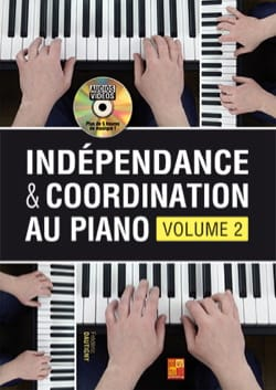 Frédéric Dautigny - Independence - Piano Coordination - Volume 2 - Partition - di-arezzo.co.uk