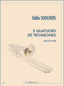 5 Quatuors de trombones pour le 1er cycle - laflutedepan.com