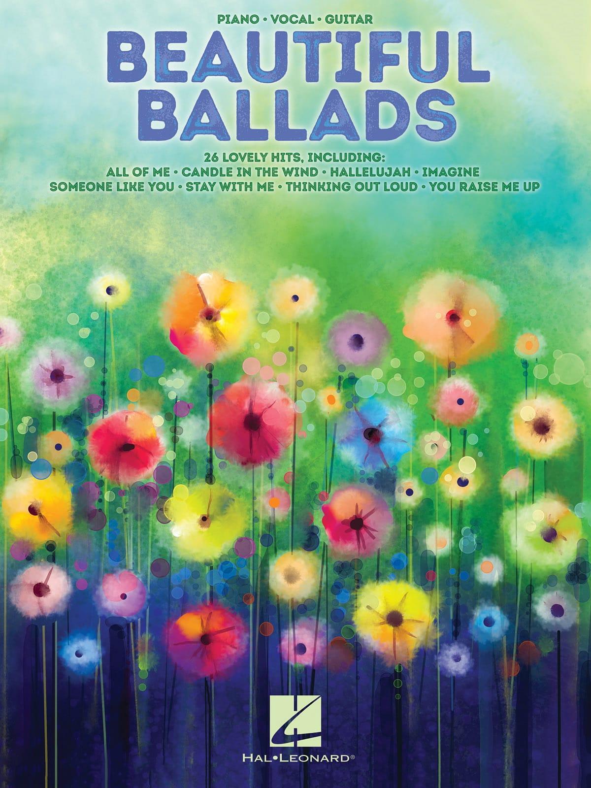 - Beautiful Ballads - Partition - di-arezzo.co.uk