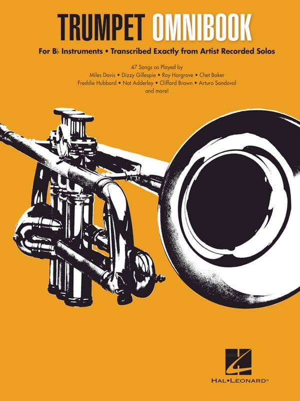 Trumpet Omnibook - Partition - Trompette - laflutedepan.com