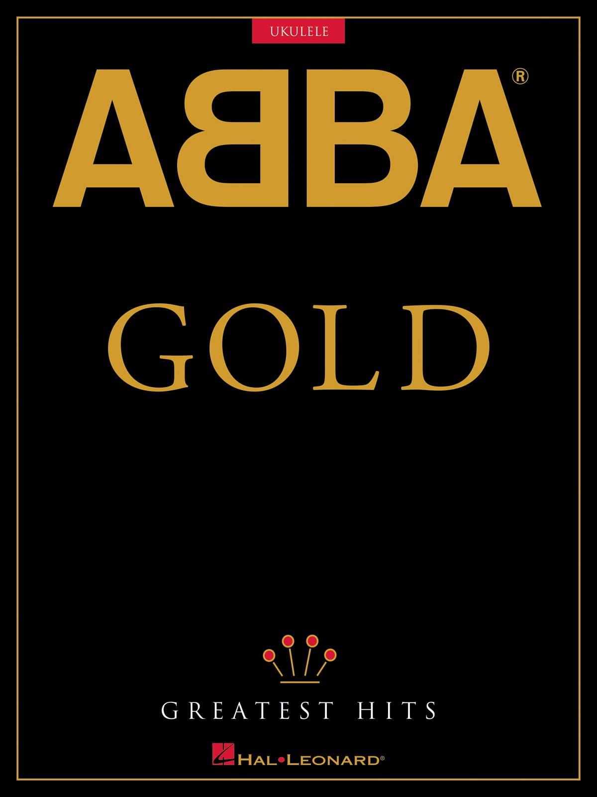 ABBA – Gold: Greatest Hits - Abba - Partition - laflutedepan.com