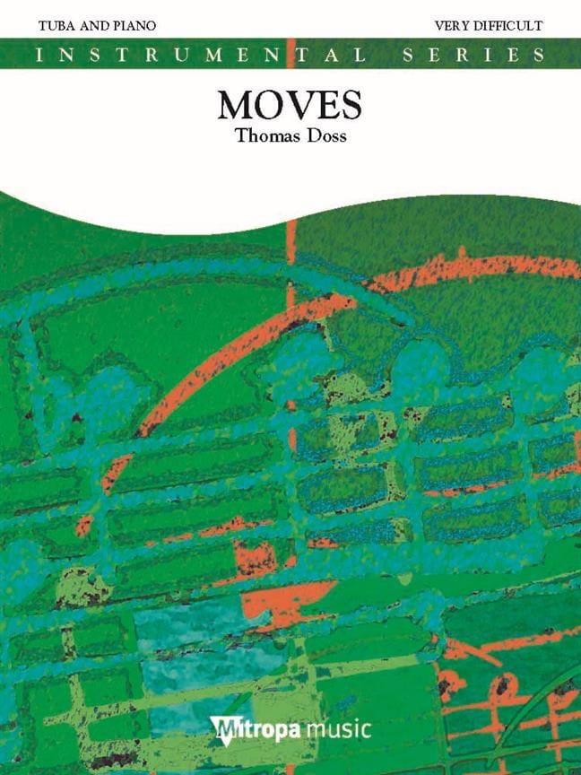 Moves - Thomas Doss - Partition - Tuba - laflutedepan.com