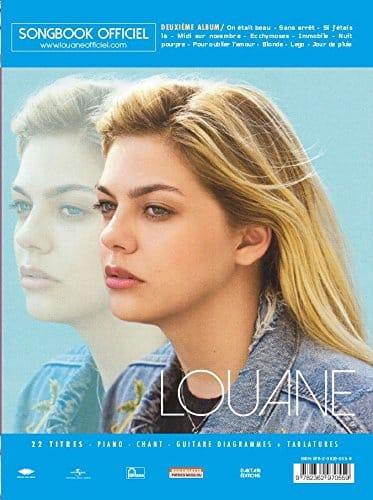 Louane - The Official Songbook - Room 12 - Louane - Partition - di-arezzo.co.uk