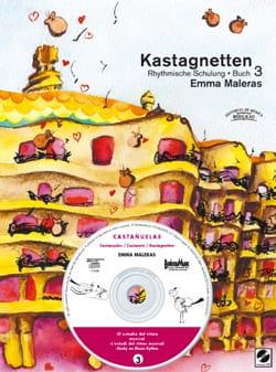 KASTAGNETTEN - Buch 3 - Emma Maleras - Partition - laflutedepan.com
